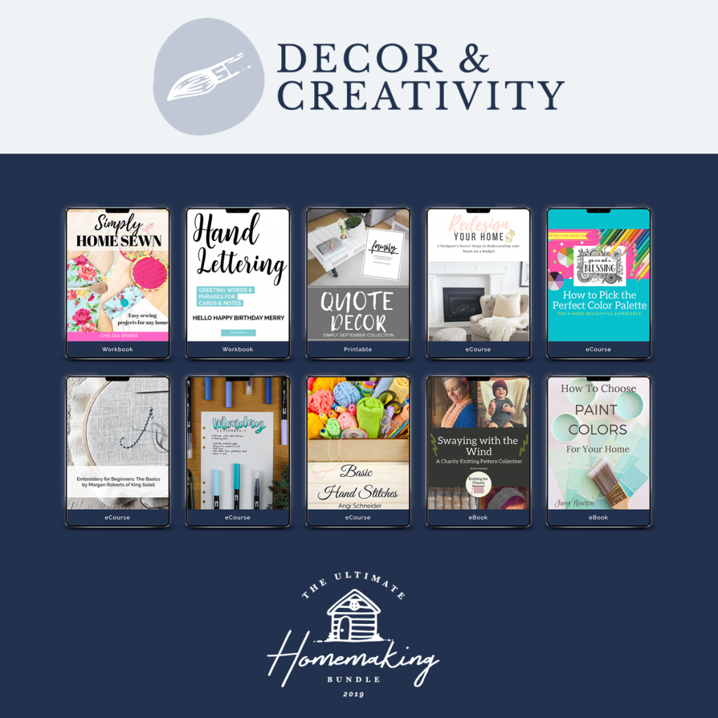 Decor & Creativity Category