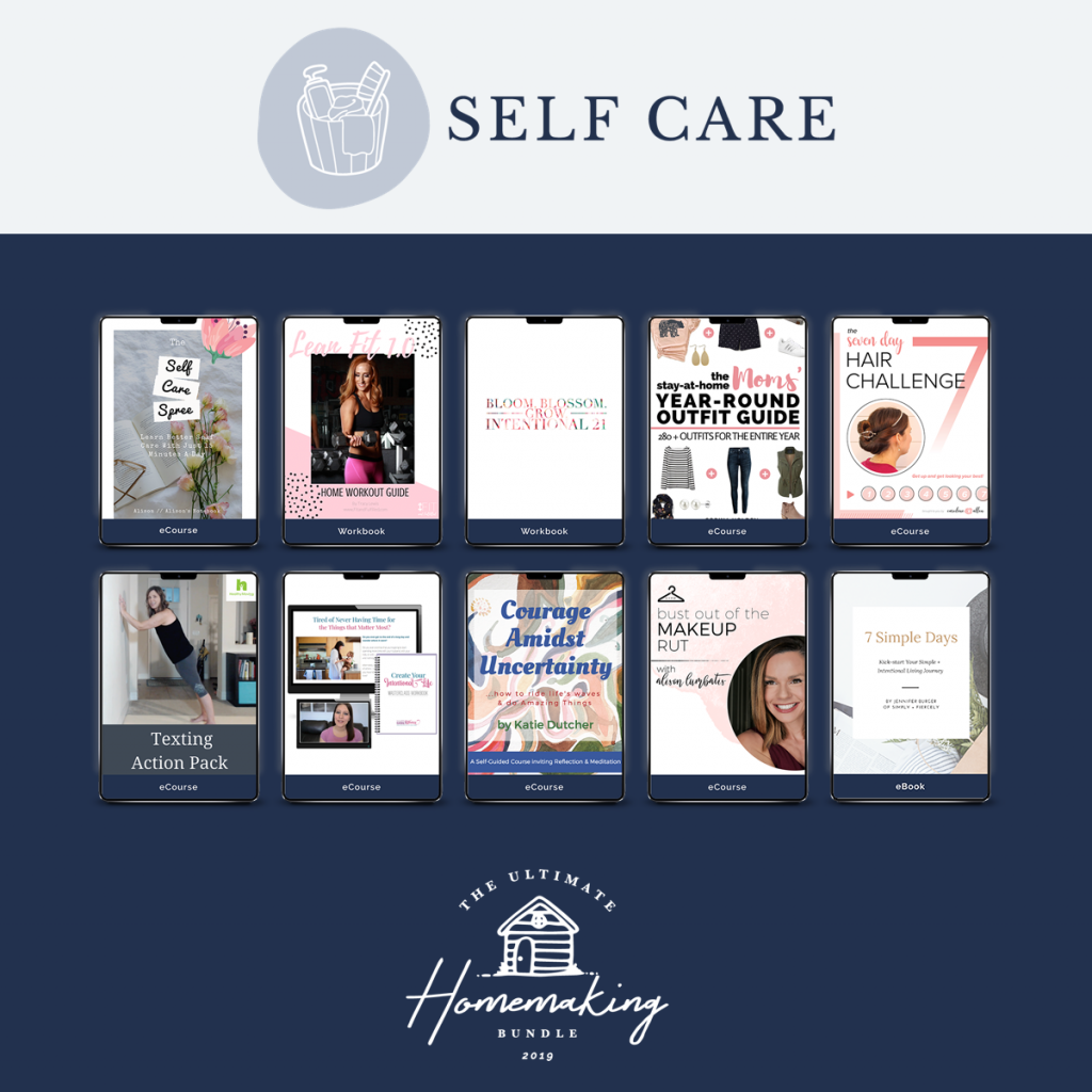 Self Care Category
