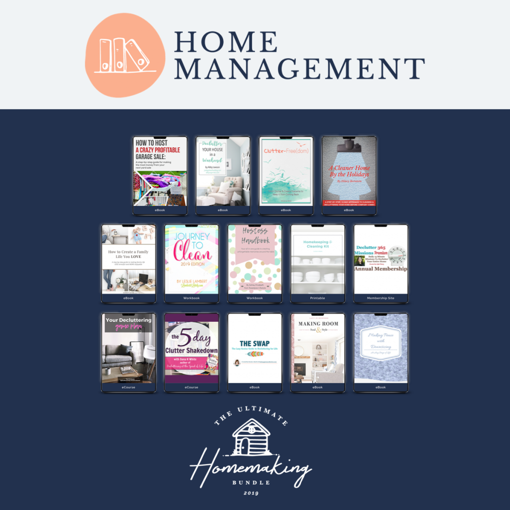 Home Management Category