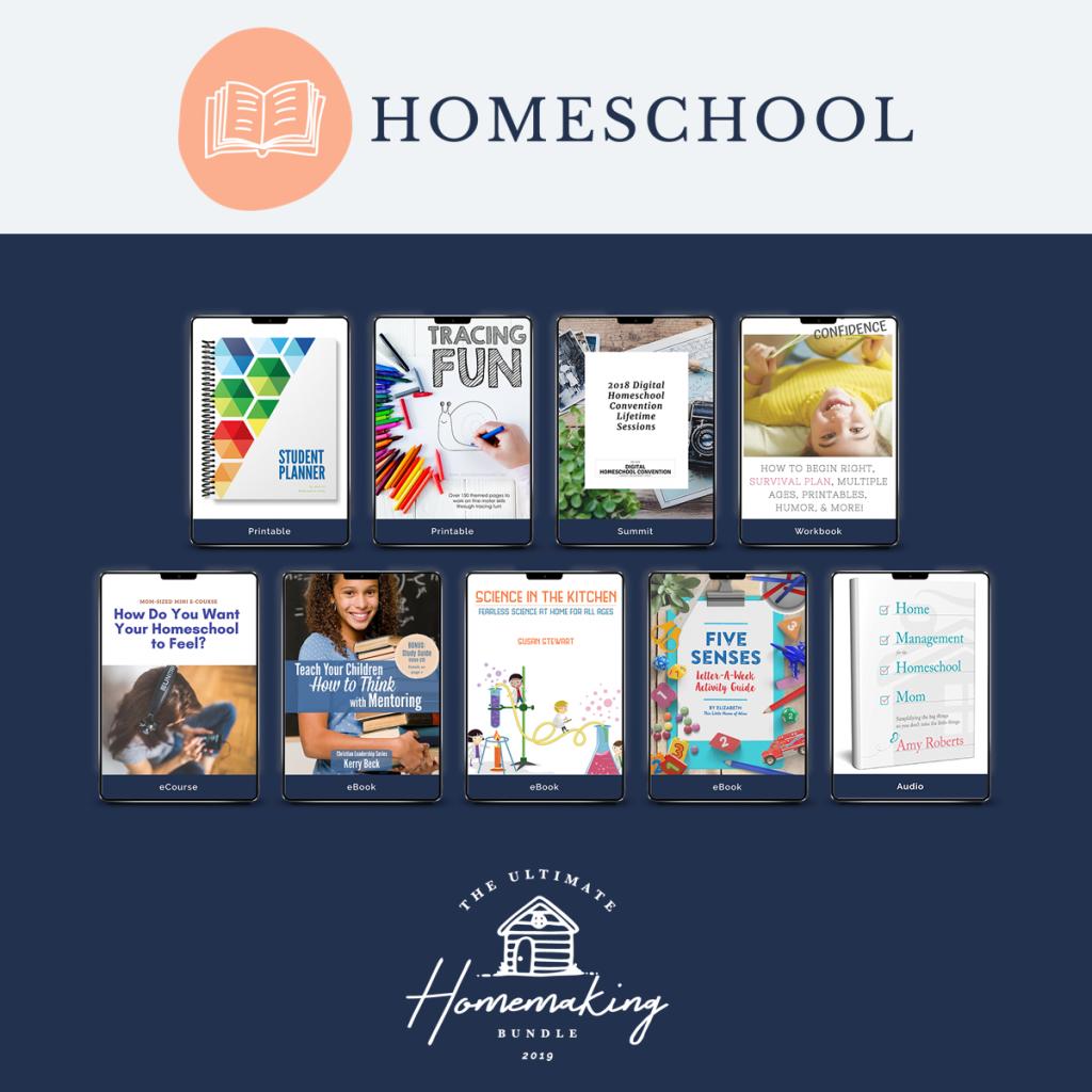 Homeschool Category