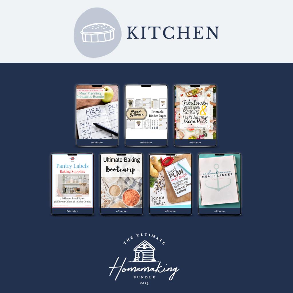 Kitchen Category