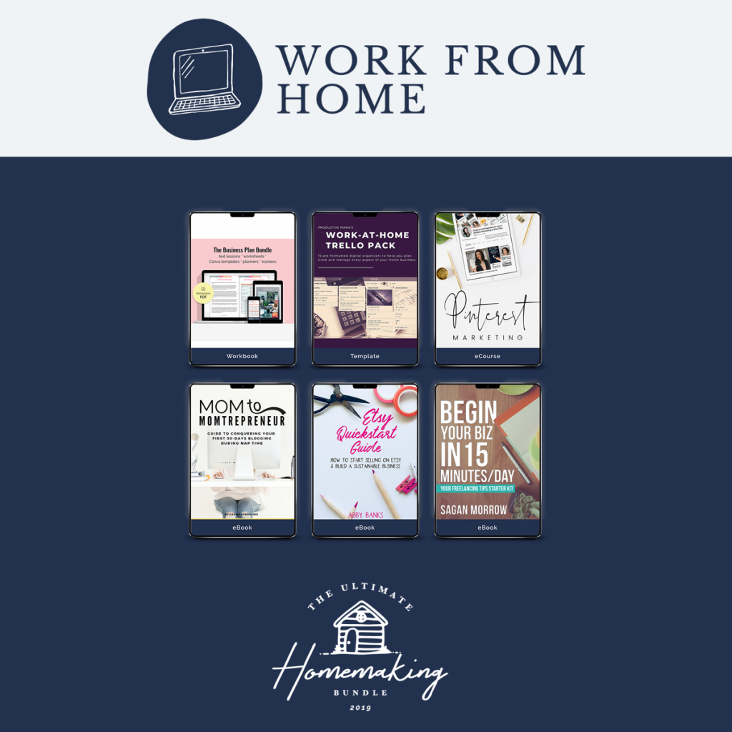 Work From Home Category