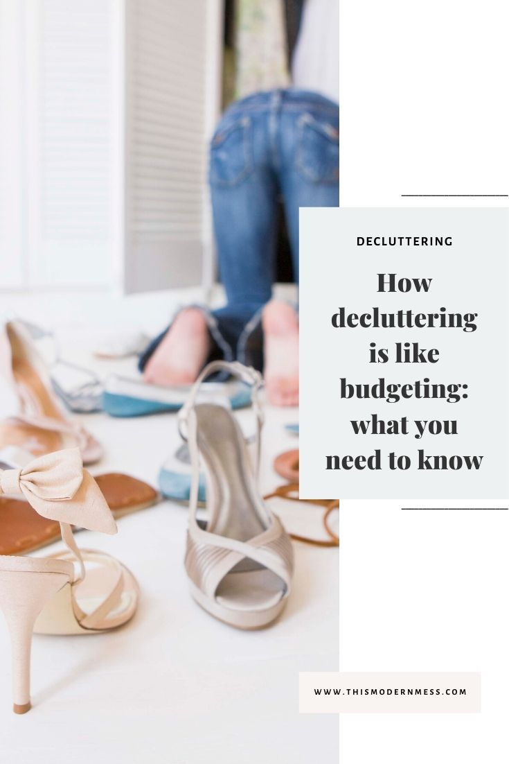 Clutter Debt: What You Need to Know About Your Space Budget